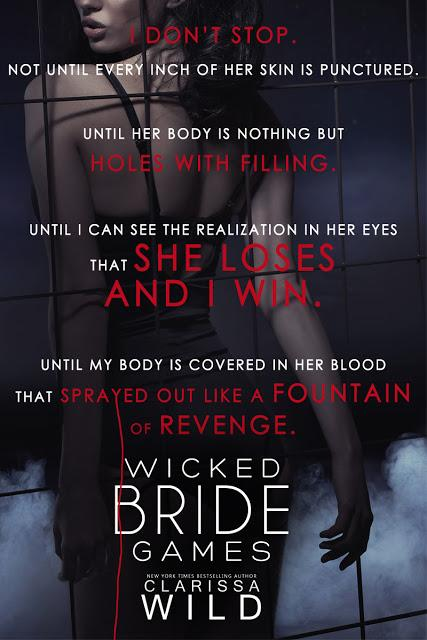 Indecent Games  #1 : Wicked Bride Games de Clarissa Wild