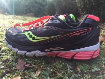 Saucony Ride 8 : mes chaussons de course !