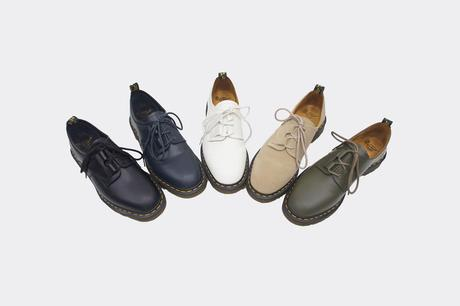 ENGINEERED GARMENTS X DR. MARTENS – S/S 2017 – 1461 WORK SHOE