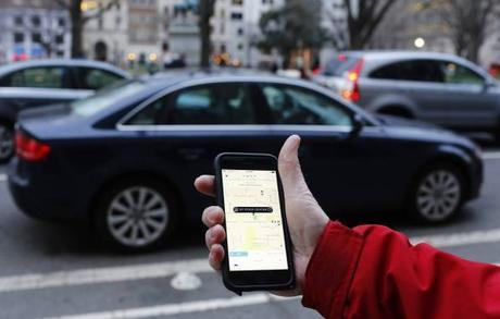 Uber Londres, 10 pounds gratuit