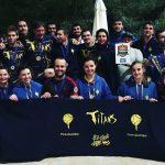 Les Titans Paris Quidditch champion d'Europe