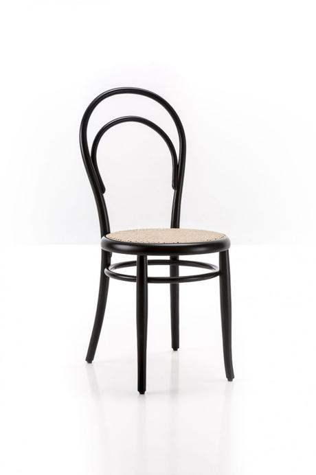 Thonet, une chaise de bistrot iconique