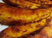 Beignets Fruit l'arbre pain Breadfruit Fritters