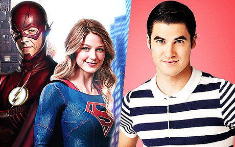The Flash / Supergirl : Darren Criss (Glee) sera le méchant Music Meister dans l'épisode musical !