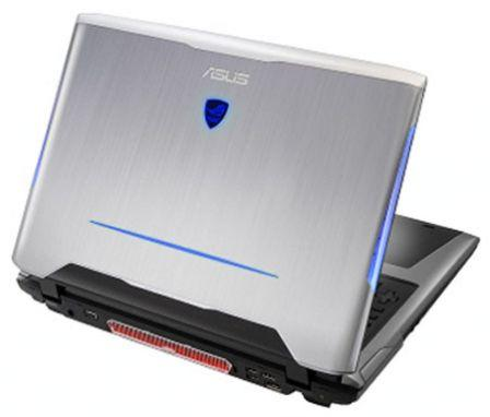 PC portable pour gamer : Asus G70