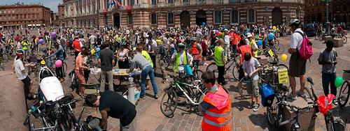 2007 Toulouse Bike Celebration - 3