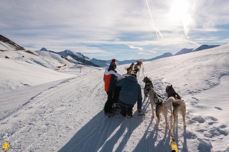 Orcières: activités hors ski… avec des animaux
