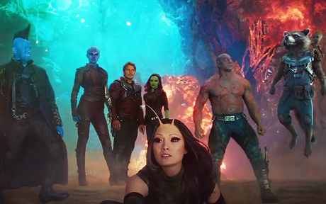 MOVIE | Guardians of the Galaxy 2 : Un spot TV Super Bowl dévoilé !