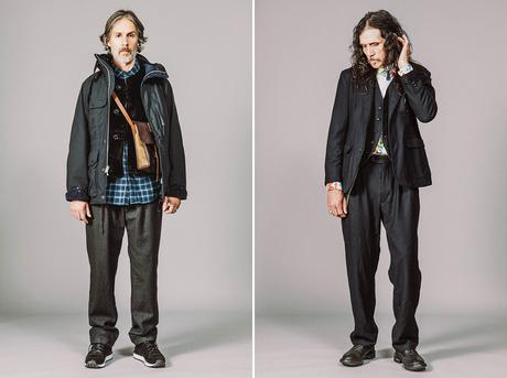 ENGINEERED GARMENTS – F/W 2017 COLLECTION LOOKBOOK