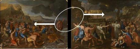 Poussin 1632-1634 synthese