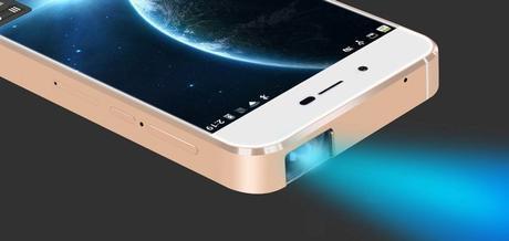 Craquerez-vous pour un smartphone avec projecteur laser intégré ?
