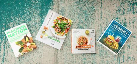 Livres : les nouveautés du rayon végétarien