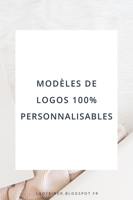 Modèles de logos 100% personnalisables