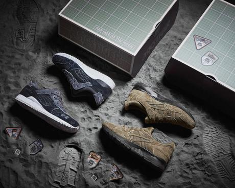 Size x Asics Gel-Lyte Far Side Of The Moon Pack