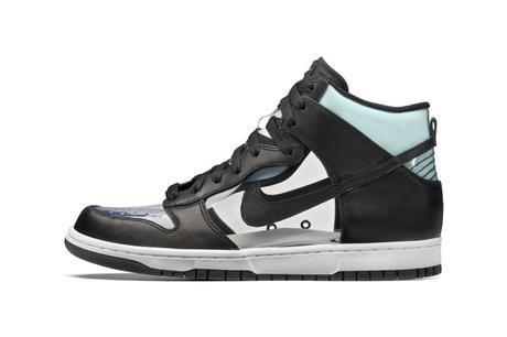 CDG x NikeLab Dunk Hi Retro