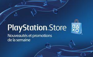Mise à jour du PlayStation Store du 7 février 2017
