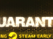 Quarantine disponible accès anticipé Steam