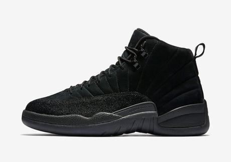 dc4bf21171ad7a Air Jordan 12 OVO Black   Release Date