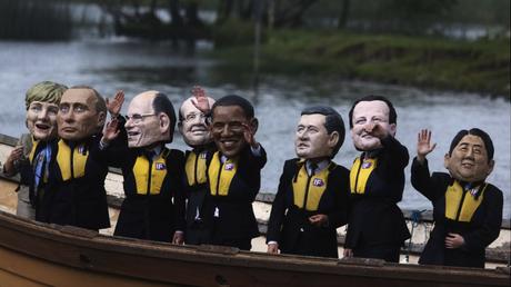 Quand les présidents partent à la retraite
