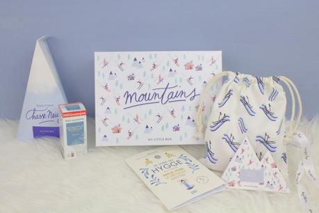 Les Jolies Box : My Little Box - Mountains [ Février 2017 ] ♥