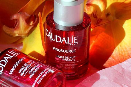 Mon huile de Nuit by Caudalie