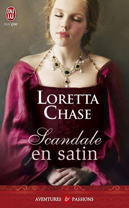 Scandale En Satin de Loretta Chase