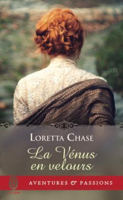 La Vénus en velours, de Loretta Chase