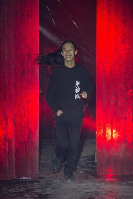 New York Fashion Week hiver 2017 : Le défilé Alexander Wang...