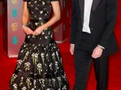 plus look soirée BAFTA...