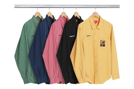 SUPREME – S/S 2017 COLLECTION