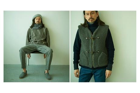 NAISSANCE – F/W 2017 COLLECTION LOOKBOOK