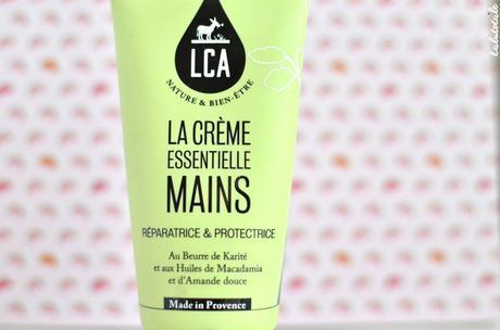 LCA AROMA – Le ( coup de ) coeur sur la main.