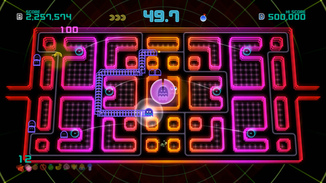 [PS4] Test de Pac-Man Championship Edition 2