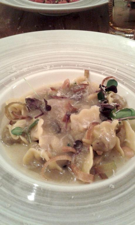 Tortellini farcis aux haricots © P.Faus Gourmets&Co