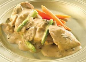 poulet fromage munster cookeo