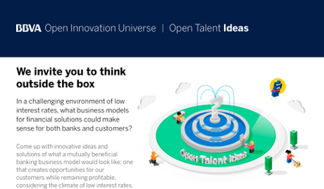 BBVA Open Talent Ideas
