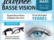 Optique Lions (Yerres) Venez journée Basse Vision