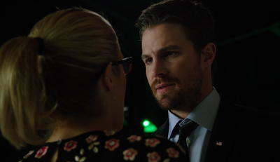 Les critiques // Arrow : Saison 5. Episode 14. The Sin-Eater.