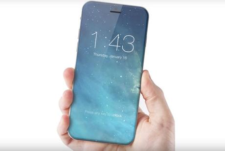 Un scanner facial 3D pour l'iPhone 8 ?