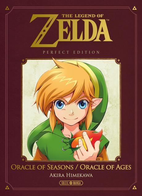 The Legend of Zelda - Oracle of Seasons & Oracle of Ages - Perfect Edition