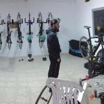 Cédric Legrandois, au service des coureurs