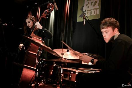 LABtrio - CD release Nature City - Jazz Station- Saint-Josse - ten-Noode, le 25 février 2017