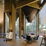 ARCHITECTURE : Old Cement Factory Turned Into Home