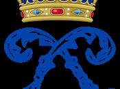monogramme royal Louis inspiré celui