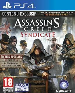 Mon jeu du moment: Assassin's Creed Syndicate