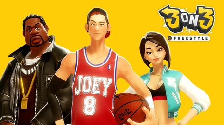 3on3 Freestyle – Trailer de lancement sur PS4