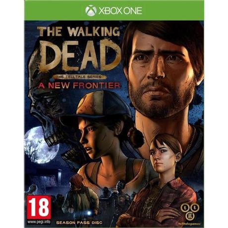 The Walking Dead: The Telltale Series – A New Frontier est disponible en version boîte