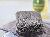 lavettes éponges lavables, alternative durable jetable
