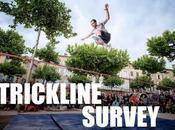 Sondage trickline Trickline survey