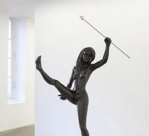Galerie   Kamel MENNOUR    « PREFACE 2 »   à partir du 7 Mars 2017